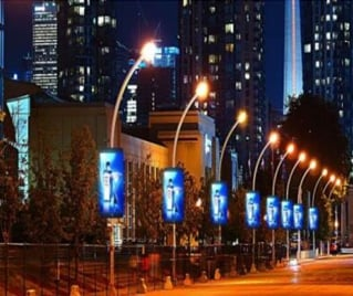 street-pole-led-Billboards