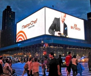 Wall-mounted-led-Billboards